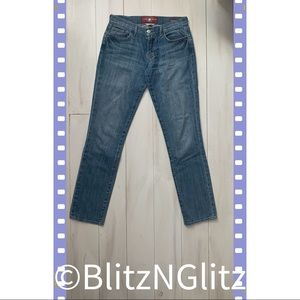 Lucky Brand Sweet N Straight Fit